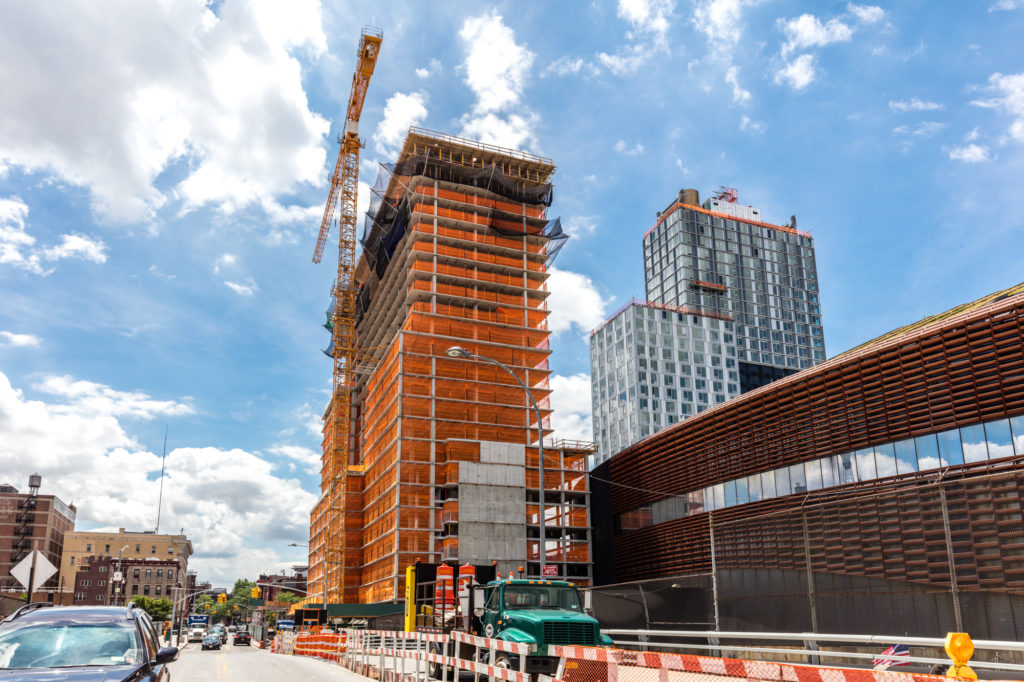 Brooklyn's Pacific Park megaproject atlantic yards new york city brooklyn