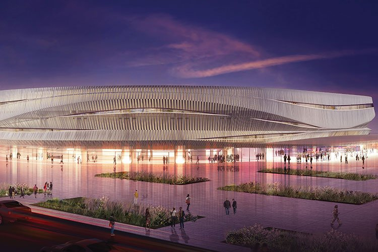 US-Immigration-Fund-Nassau-Coliseum-Exterior