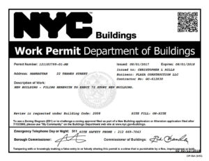 us-immigration-fund-125-greenwich-construction-permit