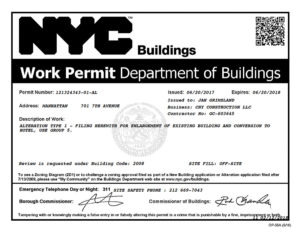us-immigration-fund-701-tsq-construction-permit