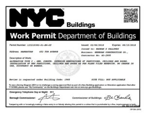 us-immigration-fund-bryant-park-construction-permit