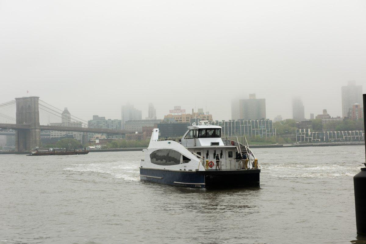 City ferry Service Launches New Astoria Route- East River
